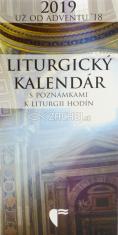 Kalendár: Liturgický - 2019 - S poznámkami k Liturgii hodín
