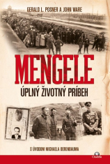 E-kniha: Mengele - Úplný životný príbeh