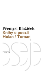 E-kniha: Knihy o poezii - Holan, Toman