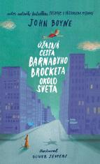 E-kniha: Úžasná cesta Barnabyho Brocketa okolo sveta - pre deti 8+