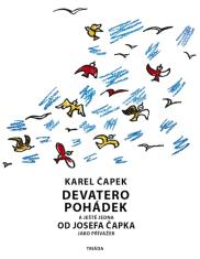 E-kniha: Devatero pohádek - a ještě jedna od Josefa Čapka jako přívažek