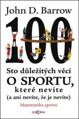 E-kniha: Sto důležitých věcí o sportu, které nevíte (a ani nevíte, že je nevíte)