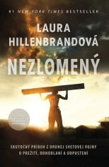 E-kniha: Nezlomený - Skutočný príbeh z druhej svetovej vojny o prežití, odhodlaní a odpustení