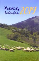 Kalendár: Katolícky, vreckový - 2019 (de Paul)