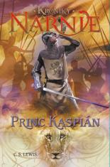E-kniha: Kroniky Narnie 4 - Princ Kaspián