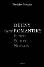 E-kniha: Dějiny rané romantiky