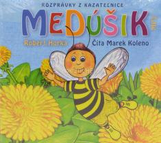 CD: Medúšik (audiokniha) - Rozprávky z kazateľnice