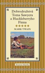 E-kniha: Dobrodružstvá Toma Sawyera a Huckleberryho Finna