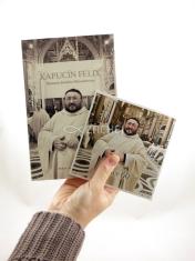 Kapucín Felix + CD - Felice 60 - Misionár Božieho Milosrdenstva