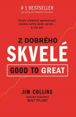 E-kniha: Z dobrého skvelé (Good to Great) - Prečo niektoré spoločnosti urobia veľký skok vpred... a iné nie