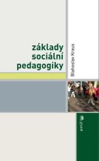 E-kniha: Základy sociální pedagogiky