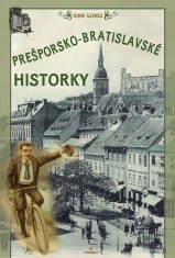 E-kniha: Prešporsko-bratislavské historky