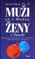 E-kniha: Muži sú z Marsu, ženy z Venuše - Praktická príručka na zlepšenie partnerských vzťahov