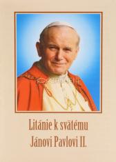 Skladačka: Litánie k svätému Jánovi Pavlovi II.