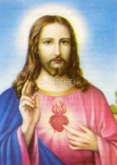 Skladačka: Deväť prvých piatkov (JH) - 12 prisľúbení v zjaveniach sv. Márii Margite Alacoque