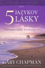 E-kniha: Päť jazykov lásky - Tajomstvo lásky, ktorá pretrvá