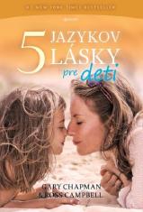 E-kniha: Päť jazykov lásky pre deti