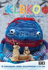 DVD: Klbko a rodina - 12 častí detskej televíznej relácie