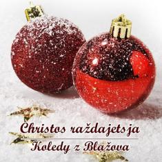CD: Christos raždajets ja - Koledy z Blažova