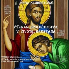 E-kniha: Význam spoločenstva v živote kresťana