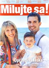 Časopis: Milujte sa! (60) - 5/2018