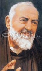 Obraz na dreve: Sv. Páter Pio (ODZ044)