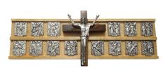 Krížová cesta - bledá  (KCZ05)