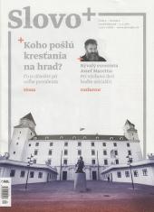 Časopis: Slovo+ 4/2019 - Kresťanské noviny, dvojtýždenník