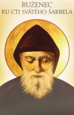 Obrázok: Sv.Šarbel (Z023) - Ruženec ku cti svätého Šarbela