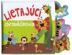 Lietajúci chrobáčikovia - Kúpacia knižka do vody