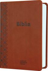 Biblia ekumenická  - hnedá (2018) - 4. opravené vydanie