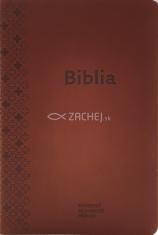 Biblia ekumenická  - hnedá (2018) - Slovenský ekumenický preklad bez deuterokánonických kníh