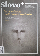 Časopis: Slovo+ 7/2019 - Kresťanské noviny, dvojtýždenník