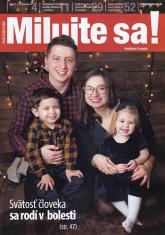 Časopis: Milujte sa! (62) - 2/2019