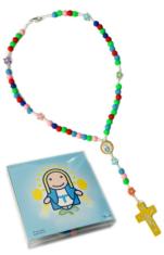 Ruženec: detský, farebný (195/14 SC)