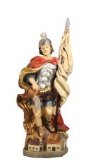 Socha: Svätý Florián - 28 cm  (HO37-28)