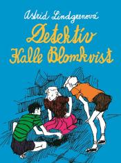 E-kniha: Detektív Kalle Blomkvist