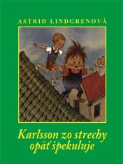E-kniha: Karlsson zo strechy opäť špekuluje