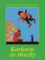 E-kniha: Karlsson zo strechy