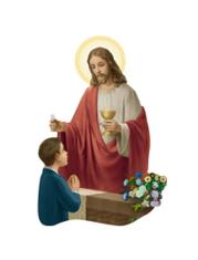 Magnetka: Pán Ježiš a chlapec (15/K28)