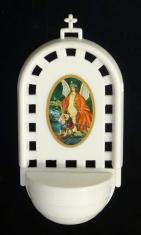 Svätenička: Anjel strážny - plastová (SVZ006)