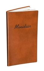 Minidiár: koňakový - 2020
