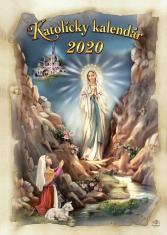 Kalendár: katolícky, vreckový - 2020 (ZAEX)