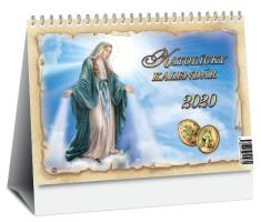Kalendár: katolícky, stolový - 2020 (ZAEX)