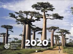 Misijný obrázkový kalendár 2020 (nástenný)