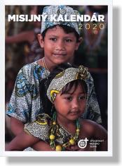 Misijný kalendár 2020 - knižný