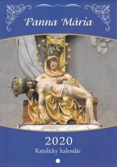 Kalendár: katolícky, nástenný - Panna Mária - 2020