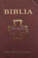 Biblia (v hnedom prevedení, SSV)