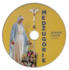DVD: Medžugorie - 38 rokov zjavení