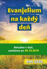 Evanjelium na každý deň (2020) - Každý deň s Božím Slovom (2020)
